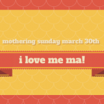 Mothering Sunday: My Ideal Day