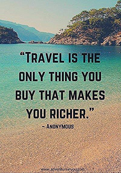 Photo of Best Travel Quotes: 100 of the Most Inspiring Quotes of All Time