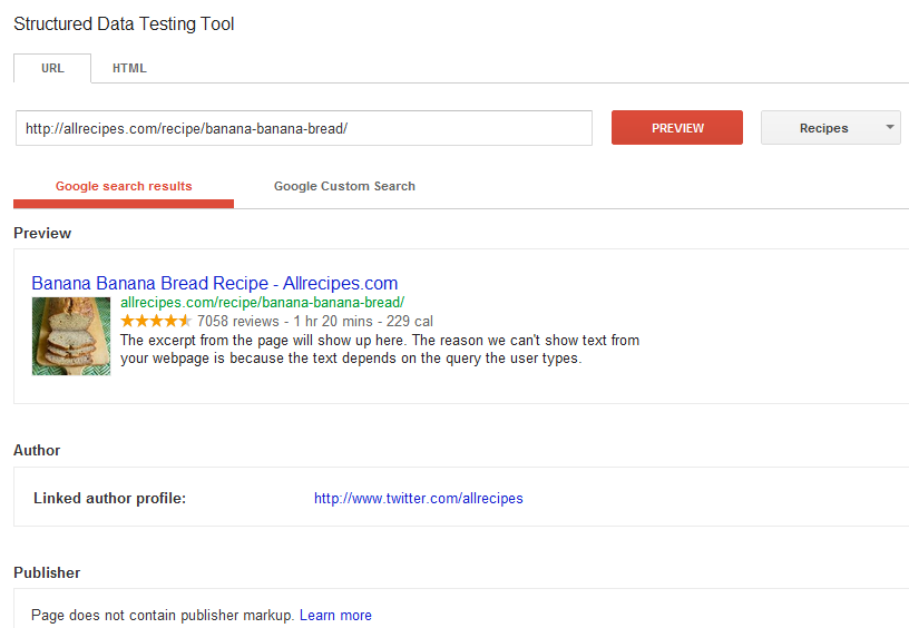Google has renamed its rich snippets testing tool in webmaster tools to Structured Data, improved it to better reflect what the search result will actually look like and has expanded the types of structured data supported. #SEO