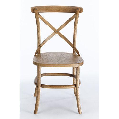 shack café seat chair in oak set of 2 furniture pinterest