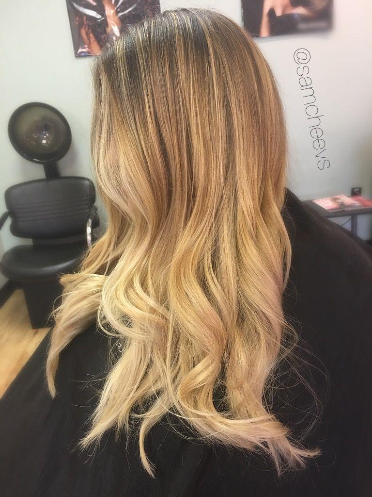 Golden Honey Butter Blonde Platinum Blonde Highlights For Light