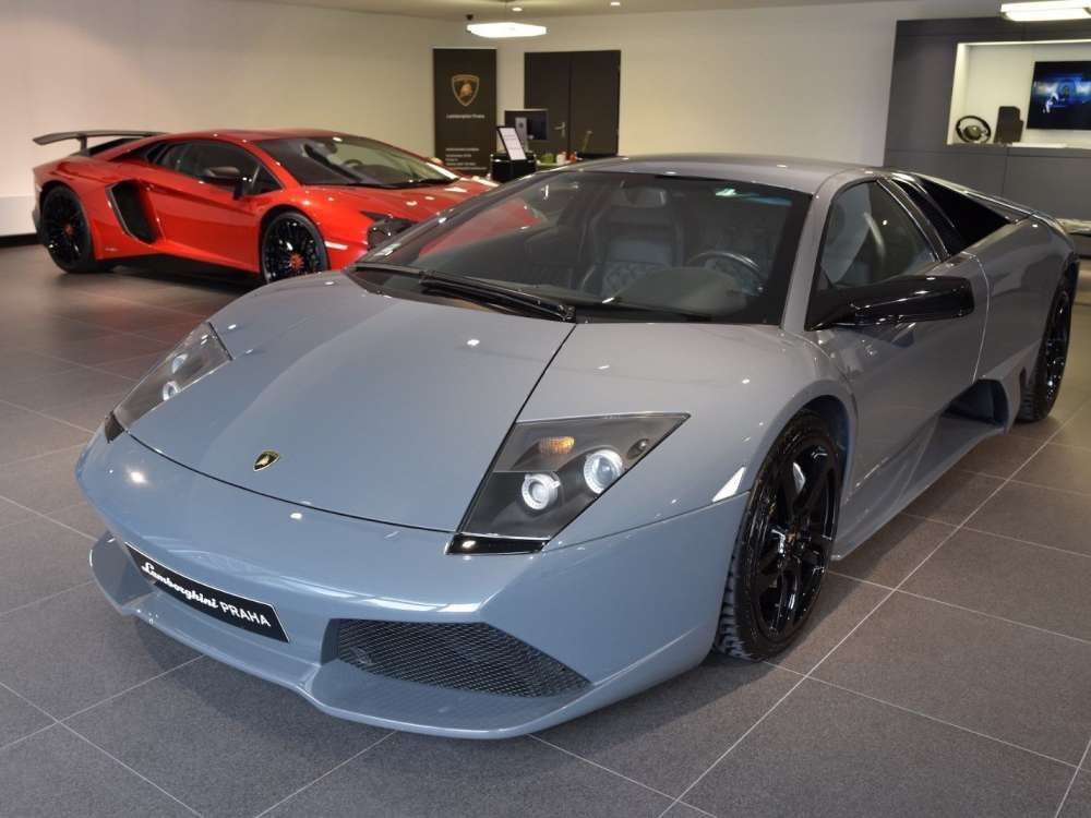 2006 Lamborghini Murcielago Lp640 E Gear Coupe Great Condition