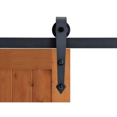 Shop Wayfair For All The Best Barn Door Hardware Enjoy Free