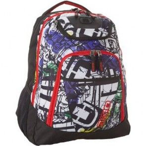 OGIO Tribune Backpack - Graffiti [For 17 Inch Notebook] | Back to ...