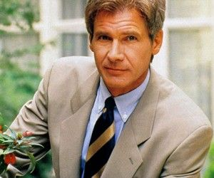 Harrison Ford - young, old, whatever age this man is ...