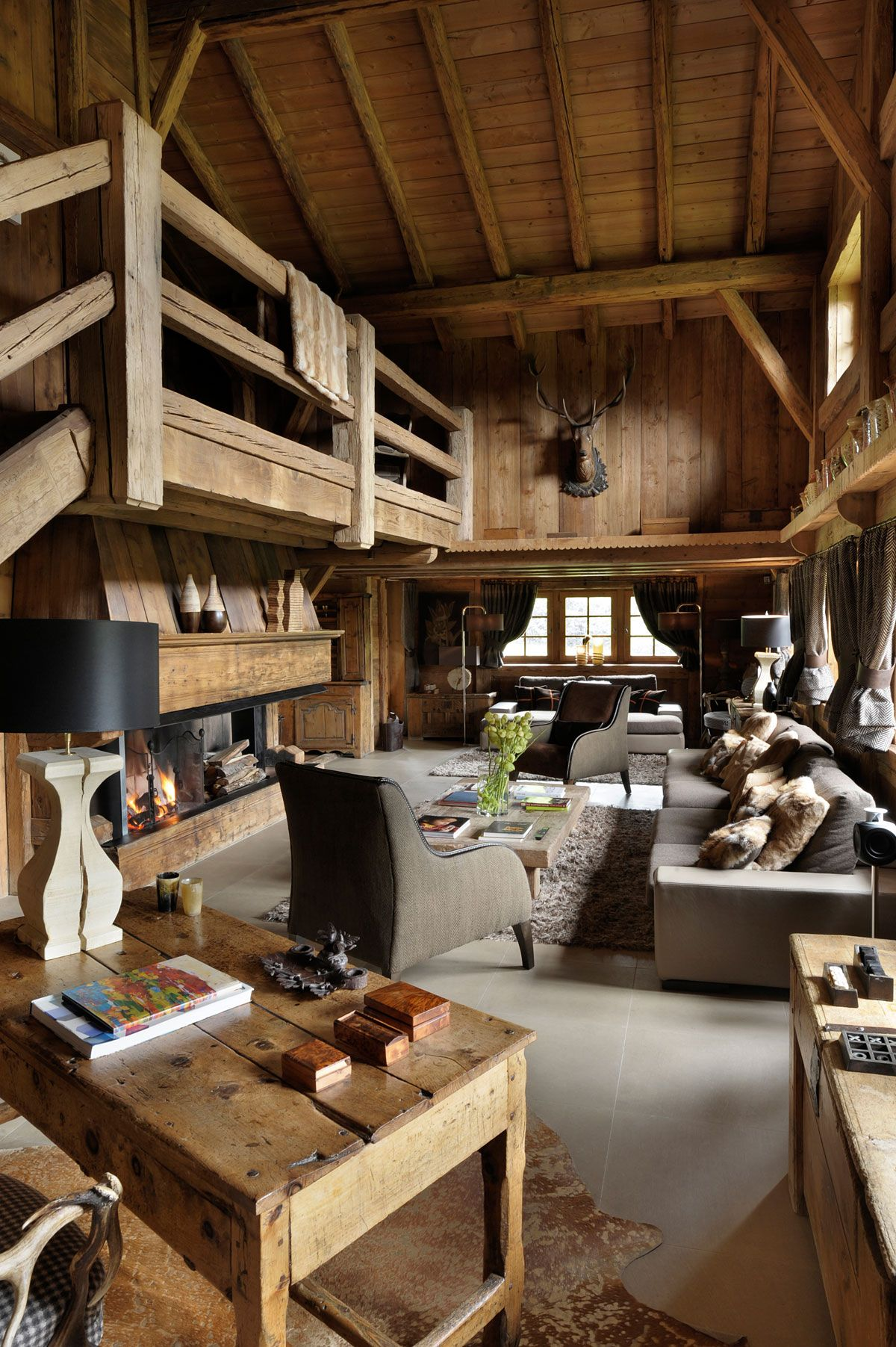 le chalet des fermes de marie megeve france century luxuriously refurbished private chalet with all of the trimmings