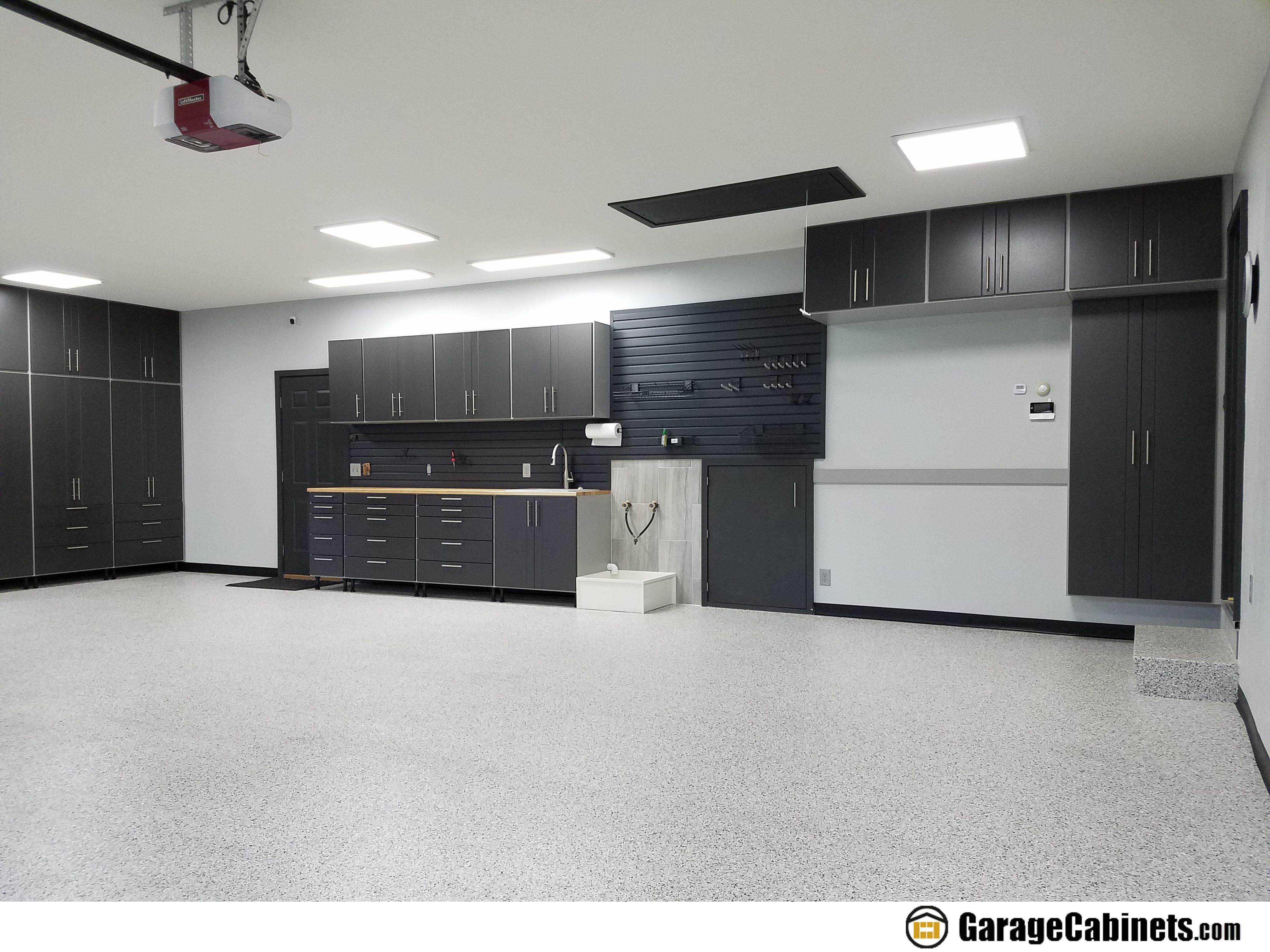 Garagecabinets Com Manufactures The Finest Garage Storage Systems