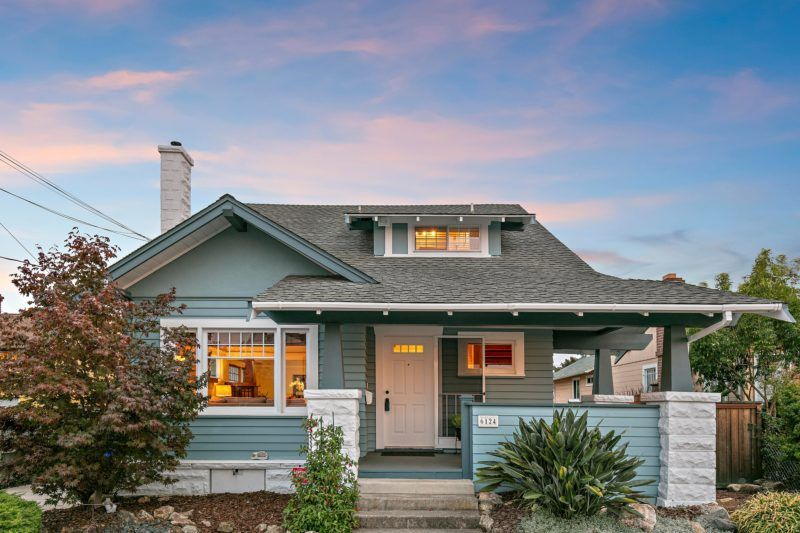 A Craftsman Cottage For Sale in California Hooked on Houses