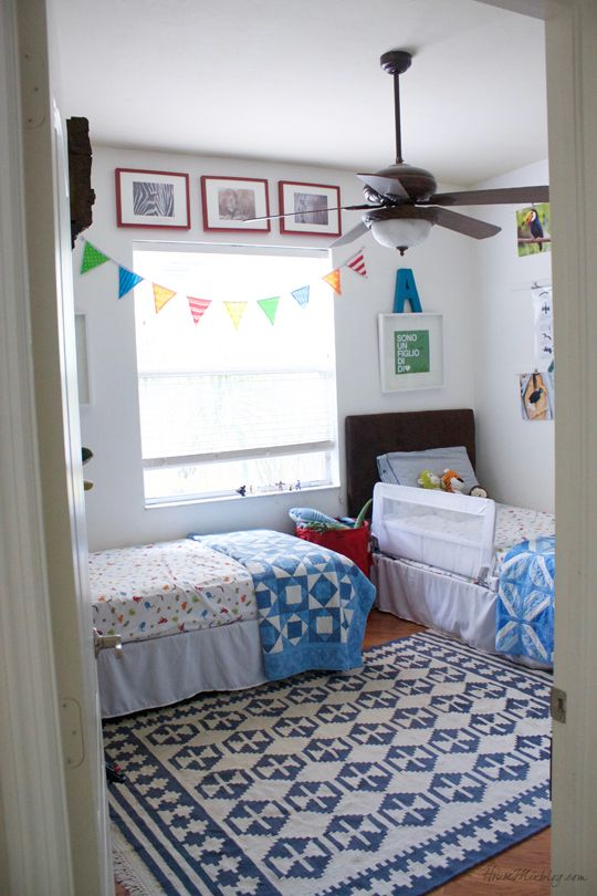 Boys shared bedroom spawn shared boys rooms kids - Shared bedroom ideas for small rooms ...