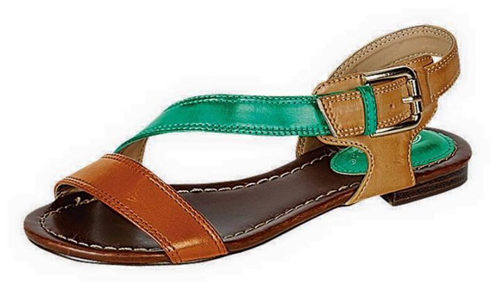 New fun sandals! Arriving today! 2 pairs for $40