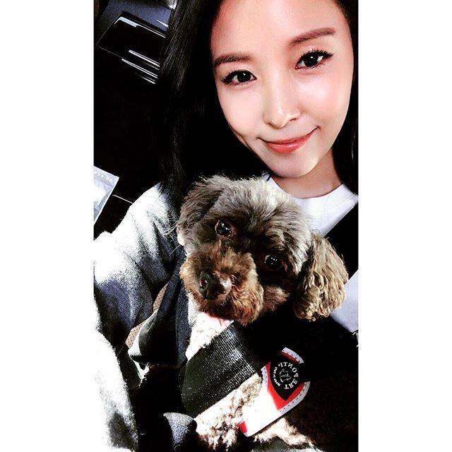 Kpop Snaps! | BoA (boakwon) on instagram - 오늘은 같이 출근 😘