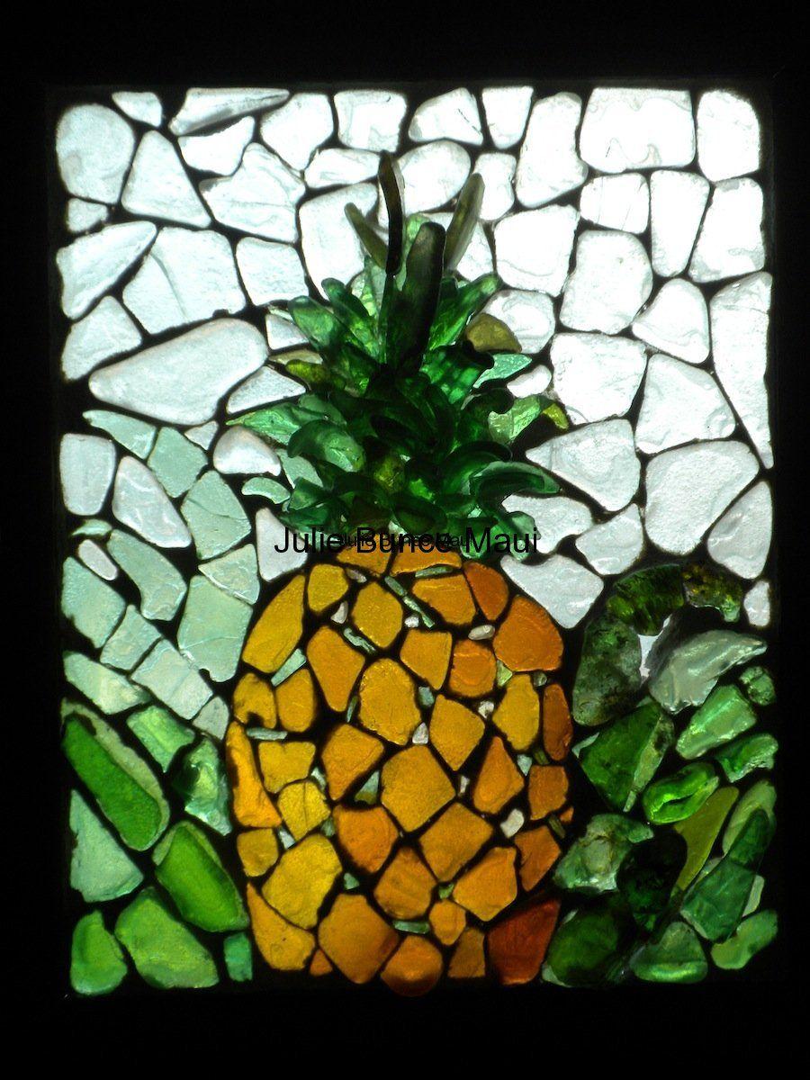 Mosaic Glass On Glass Windows   Window Mosaics   Stained ...