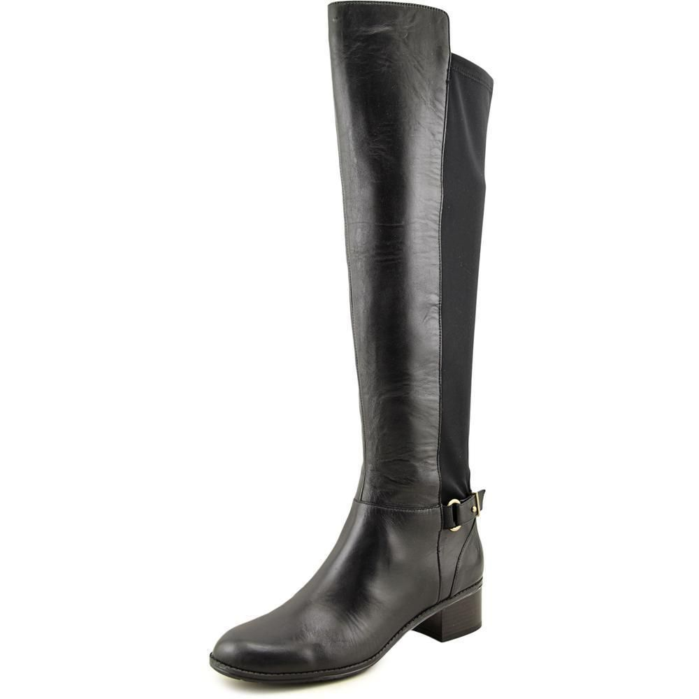 Bandolino Cuyler Round Toe Leather Knee High Boot in Clothing, Shoes &  Accessories, Women's Shoes, Boots