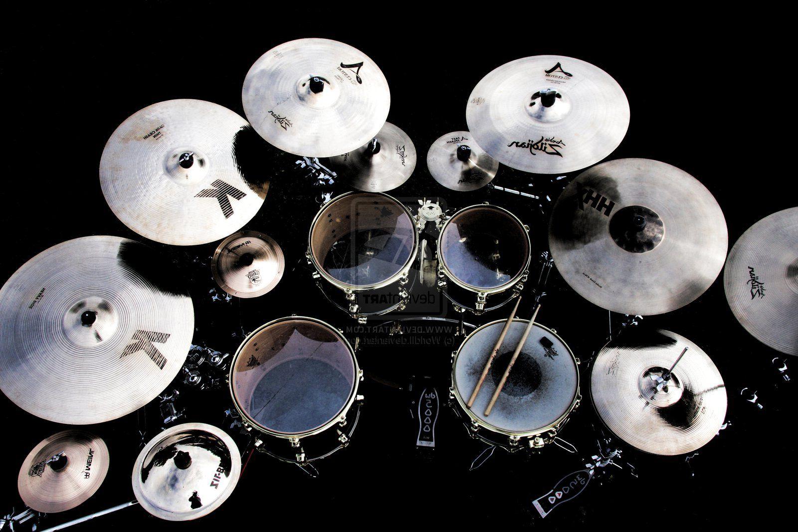 Drum Set Wallpapers Download