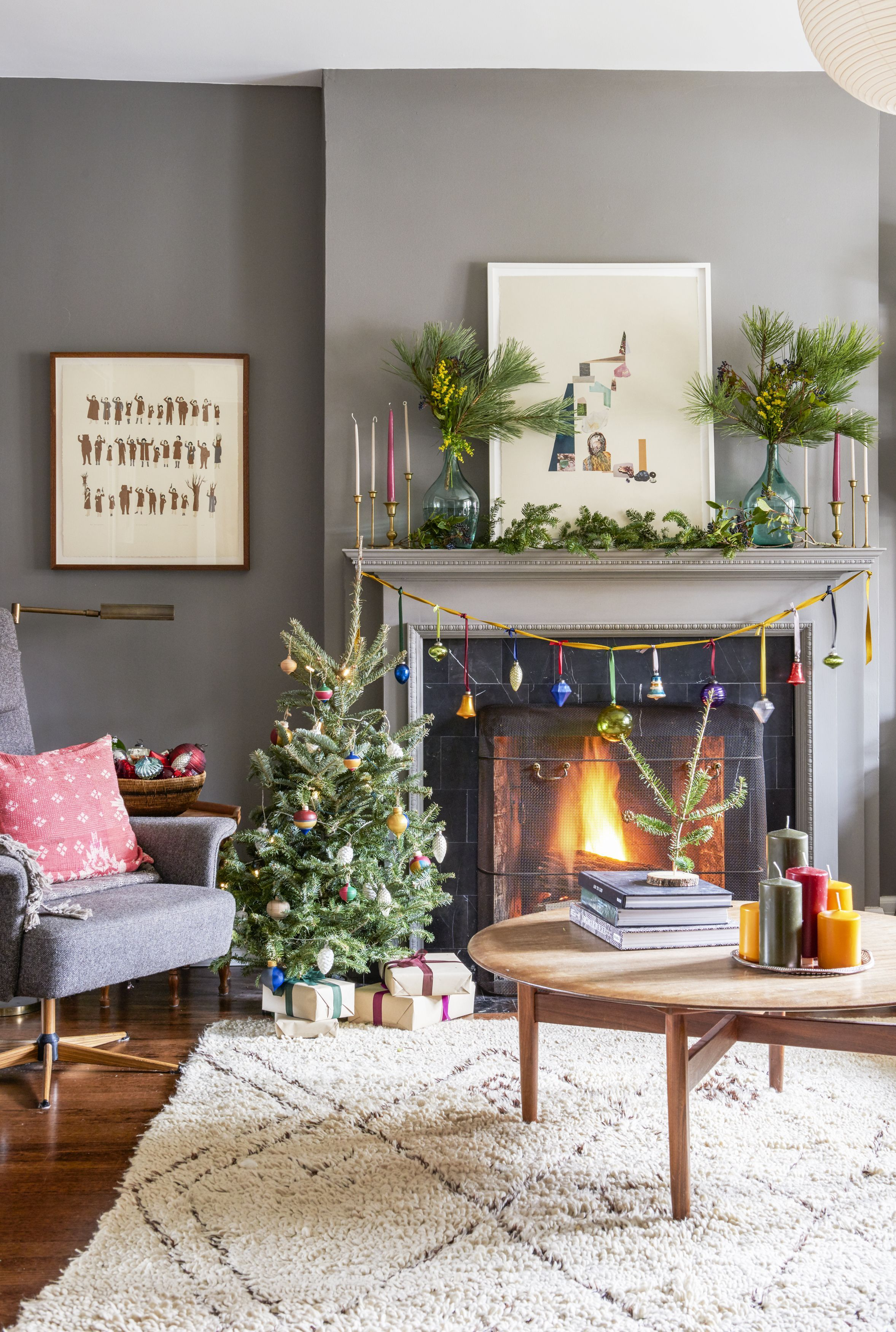 This Festive Toronto Home Is The Definition Of Cozy Chic