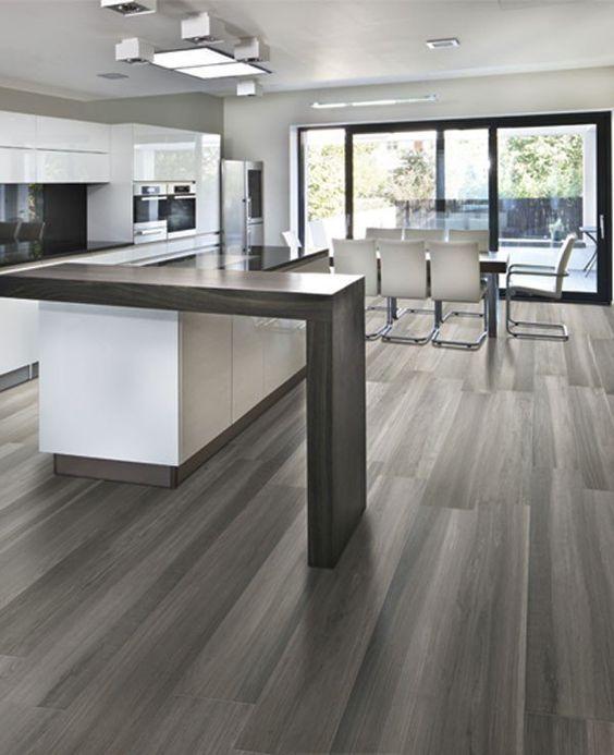 Tendencias en pisos para casas ideas para casita casas for Piso de concreto cera cocina