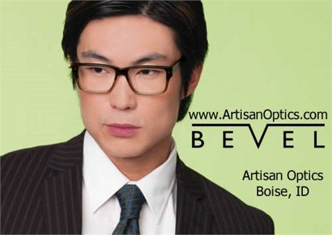 Innovative never monotonous.  Bevel Eyewear