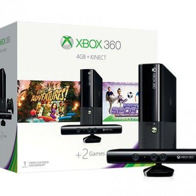 Xbox 360e 4gb Kinect Kinect Adventures 5568890979 Oficjalne Archiwum Allegro Kinect Xbox Adventure