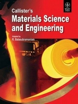 Material Science And Engineering By Callister Used Book Price