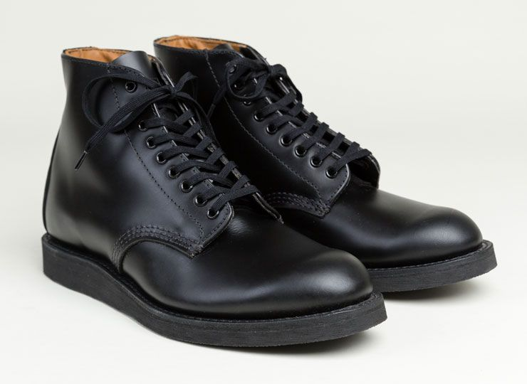 Red wing boots · Style No. 9197 6–Inch Postman