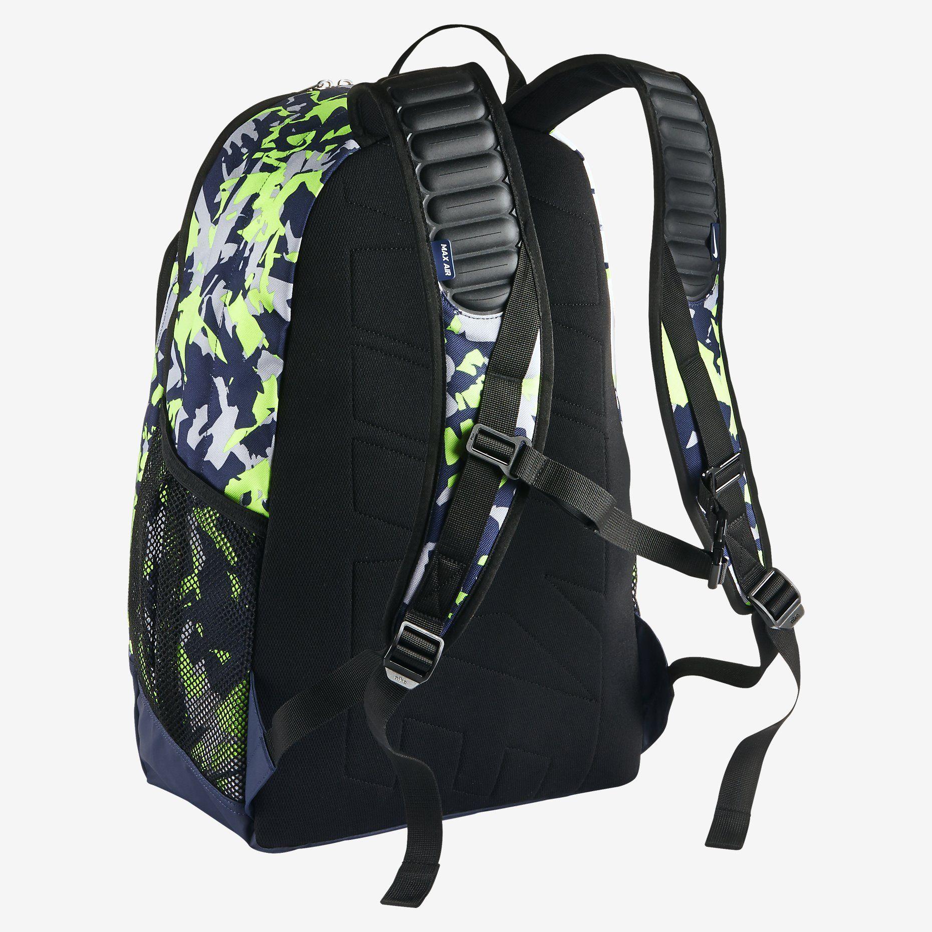 Nike Team Training Max Air (Large) Backpack. Nike Store