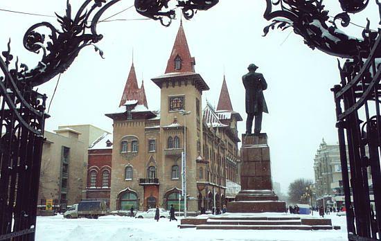 Saratov russia russian impressions pinterest russland - Wintergarten ffb ...