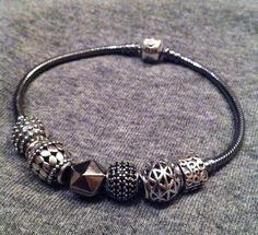 pandora men - ค้นหาด้วย Google | Mens pandora bracelet, Pandora ...