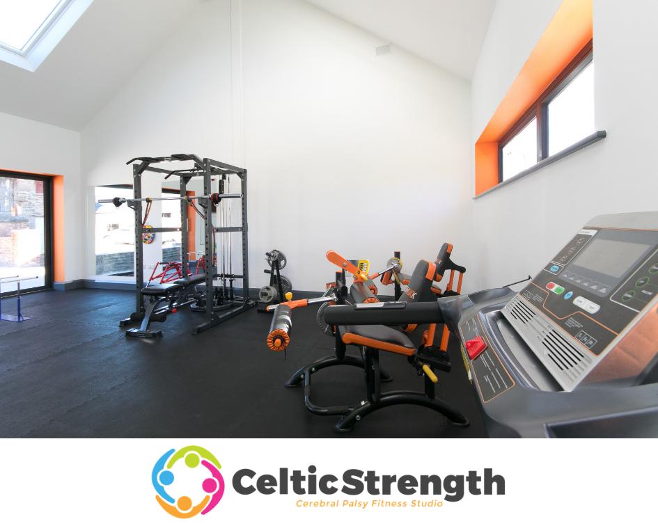 Gym Studio Therapy Room Cerebral Palsy Fitness Studio