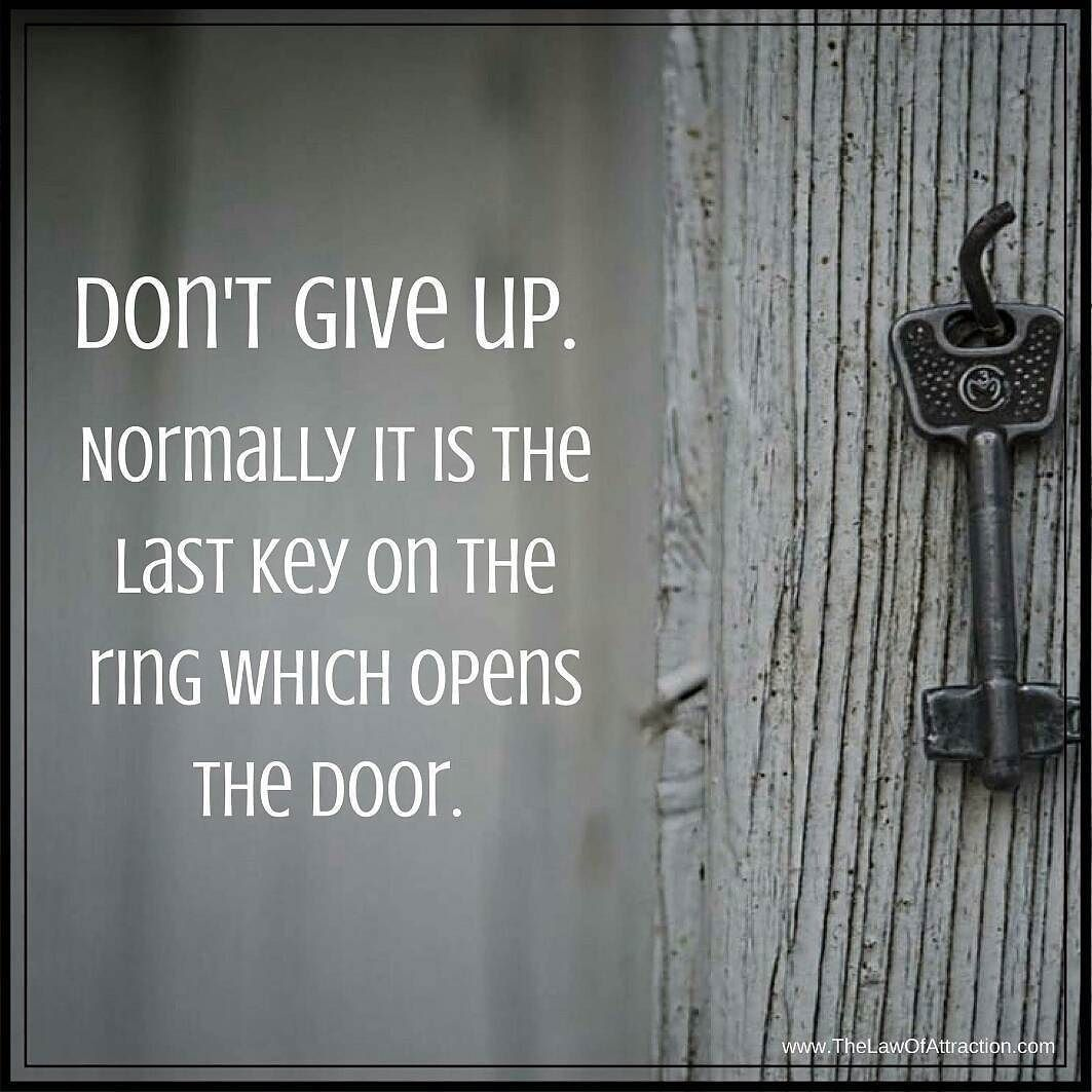 Don't quit! We have every kind of key you might ever need! We remain your security specialists in the Helderberg basin.
