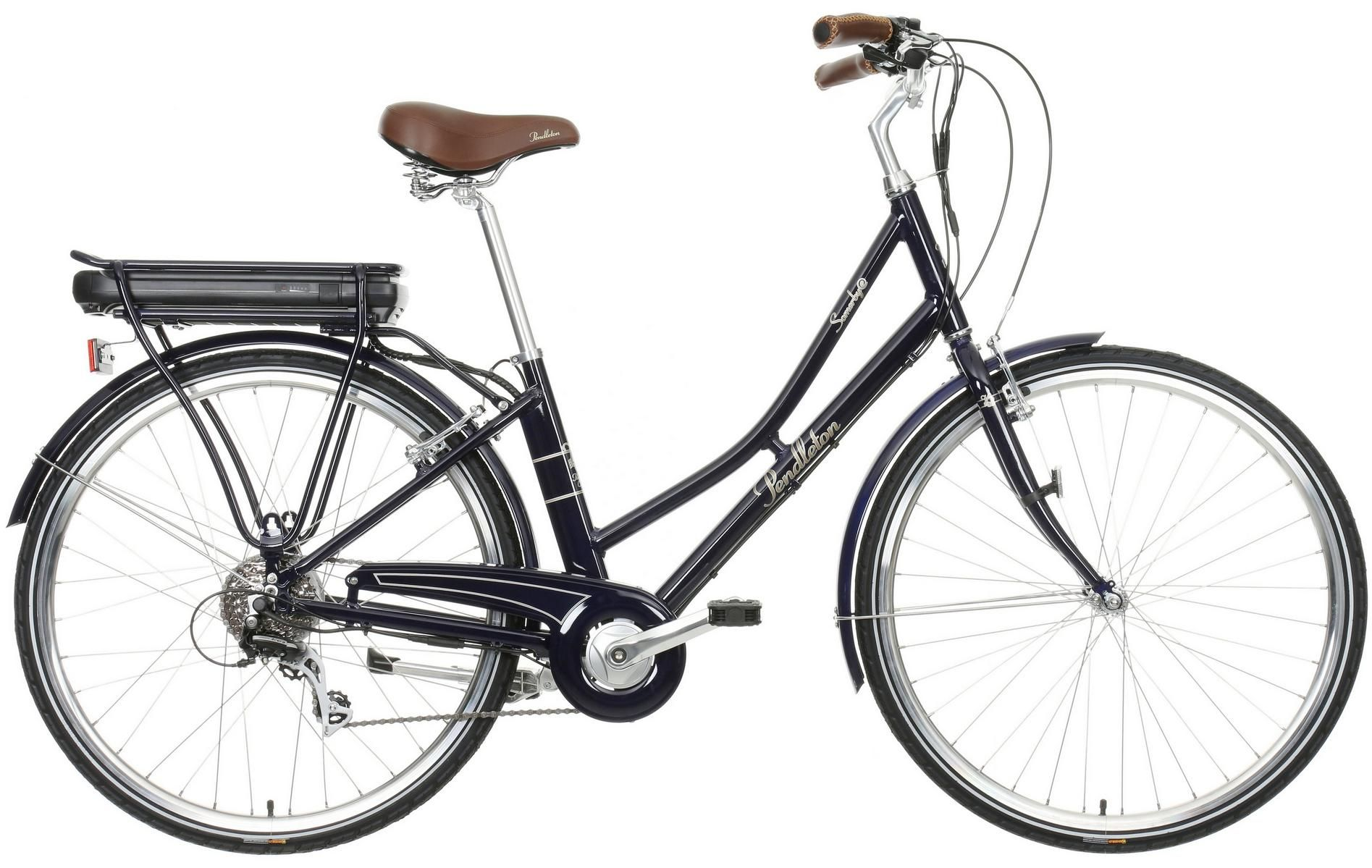Pendleton Somerby Electric Bike Midnight Blue 17 19 Frames