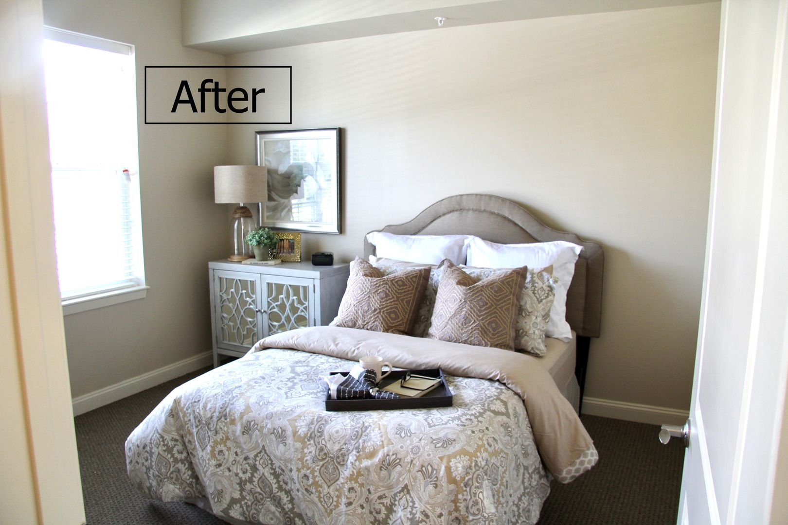 Our Portfolio Before And After Photos Home Staging