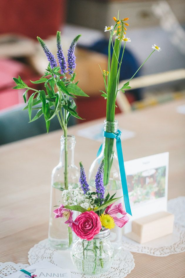 Intimate And Colourful Wedding In Cornwall by Brett Symes Photography