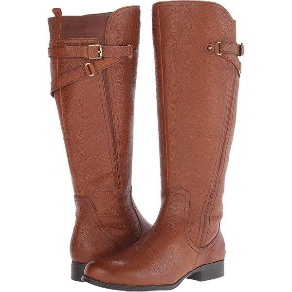 Womens Boots Naturalizer Jaycee Wide Calf Black