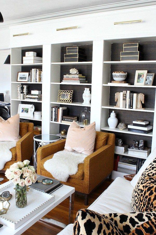 best of billy bookcase ikea hacks  living room designs
