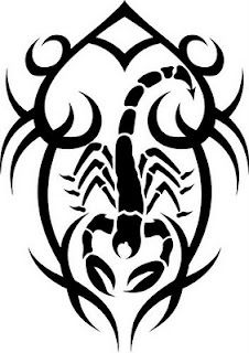 Terrible scorpion tattoos pictures (239)