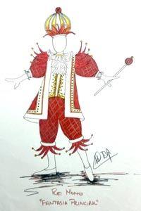 """Exposição """"Looks do Carnaval de Vitória"""""""