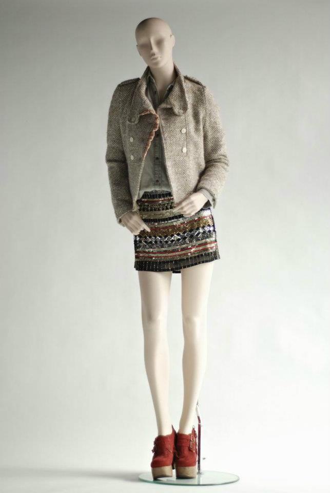 Looks de Vidriera 2 - Invierno 2012