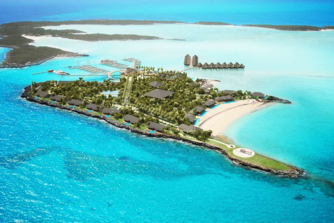 Leaf Cay Private Residences - The Exumas, Bahamas