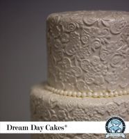 This link has some pretty ideas for wedding cakes