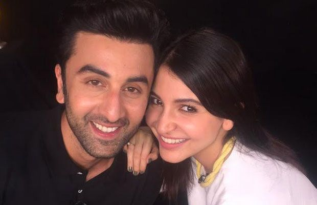 The upcoming romantic drama 'Ae Dil Hai Mushkil' has unveiled a new picture from the shoot of the movie. This new picture