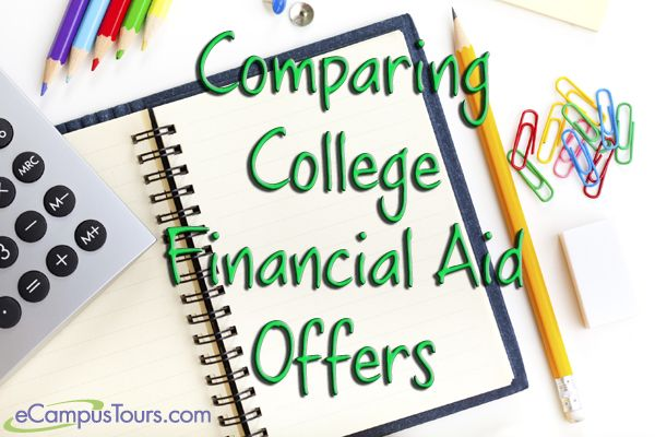 Learn how to compare financial aid offers and pick the best school - compare schools college