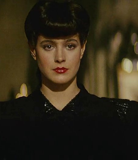 Image result for blade runner rachel