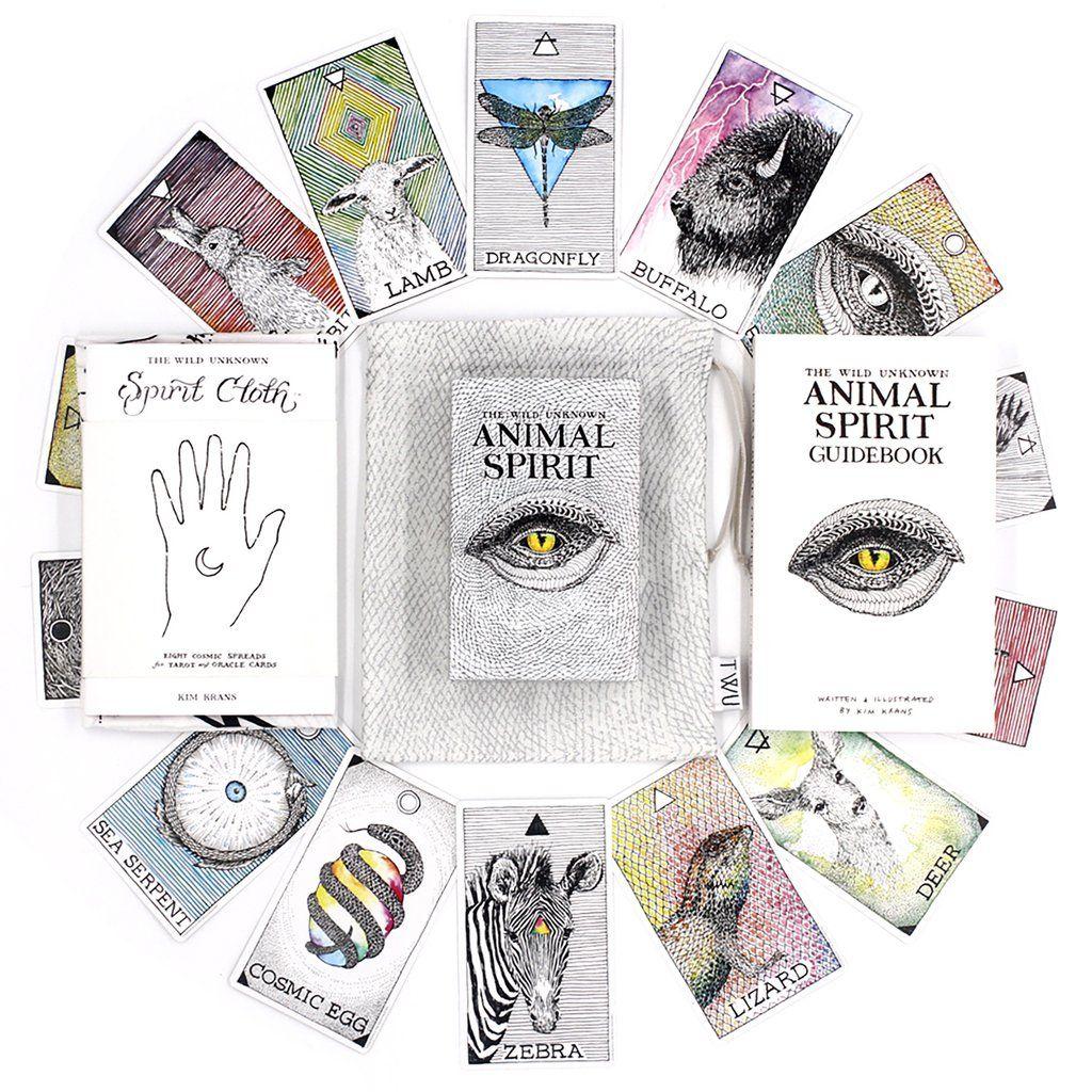 Complete animal spirit kit animal spirit deck spirit