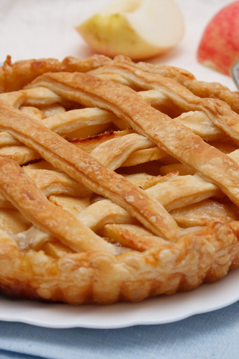 Butter Flaky Pie Crust Recipe - Only 4 Ingredients ...