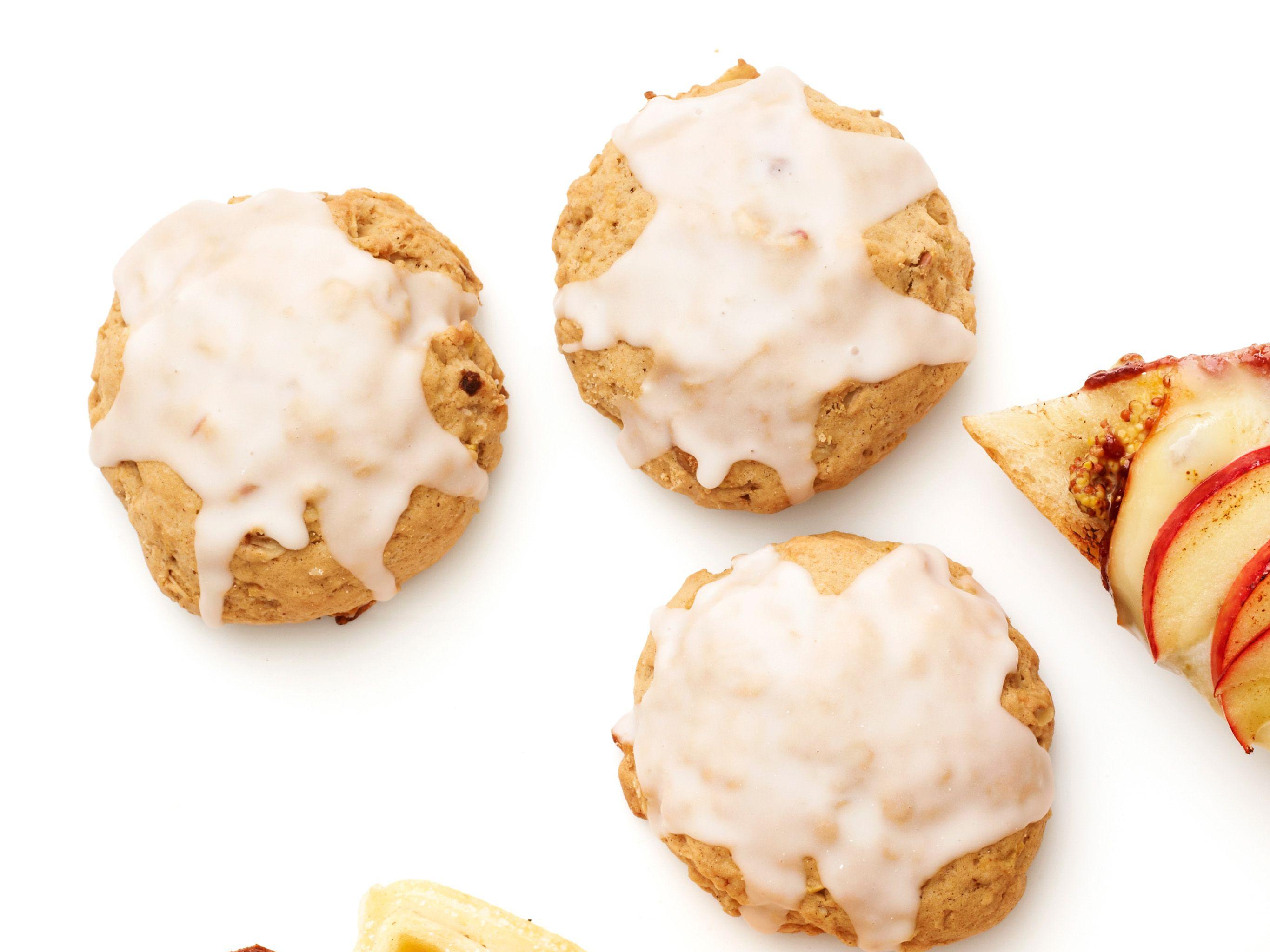 Apple-Oat Cookies   Recipe   Oat cookie recipe, Oat cookies and ...