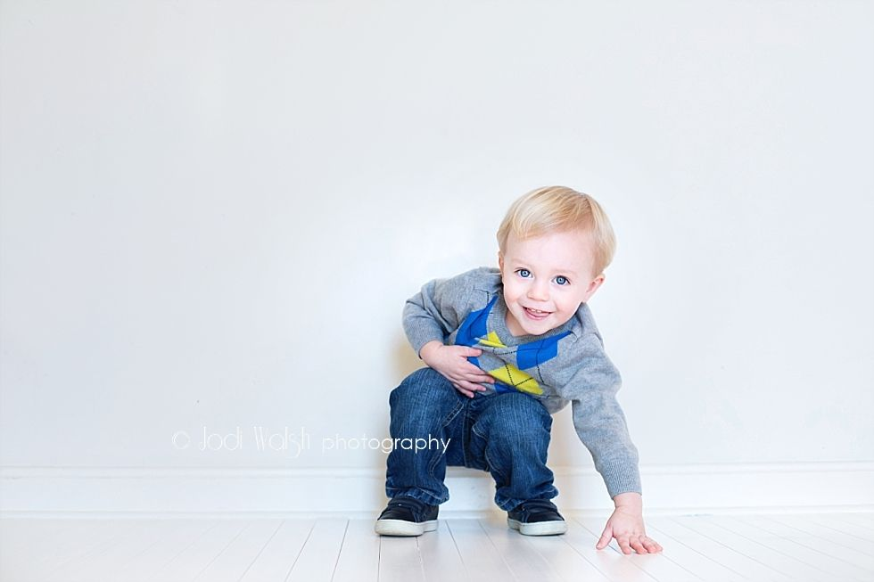 toddler boy, in-home studio, North Hills, Pittsburgh, Jodi Walsh Photography