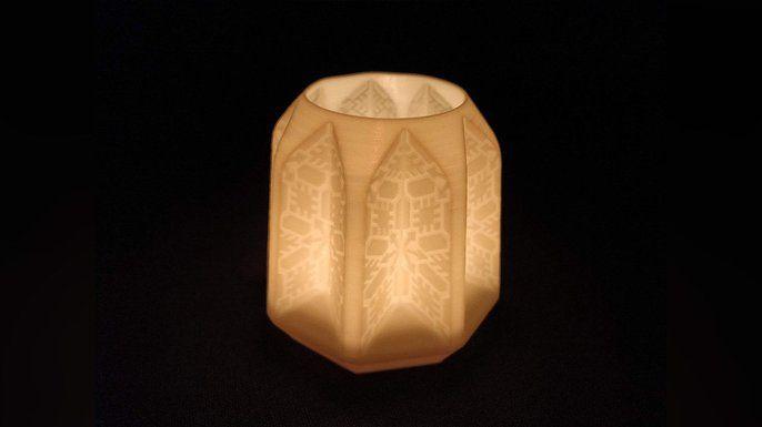 50 Coole 3d Druck Ideen 3d Druckvorlagen 2020 All3dp In 2020 Novelty Lamp Paper Lamp Edison Light Bulbs
