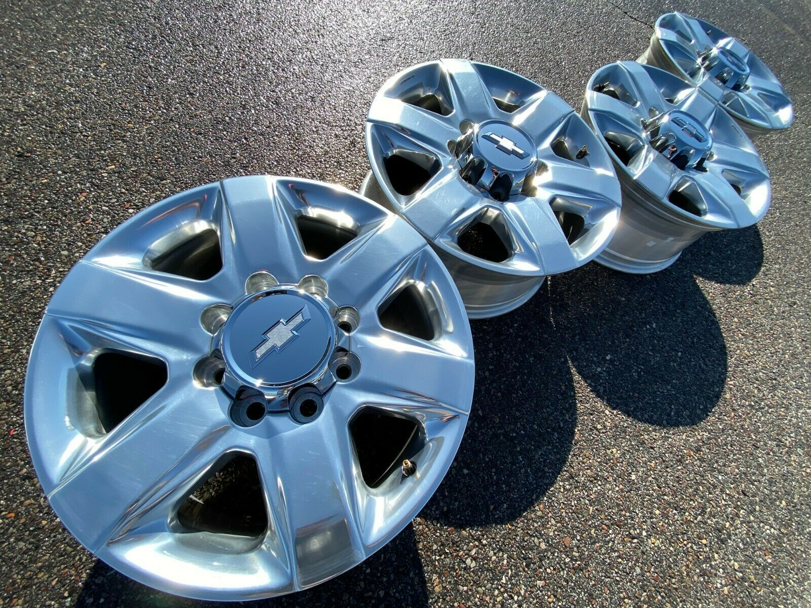 20 2500 Hd Wheels Wheel Wheel Rims Chevrolet Silverado 2500hd