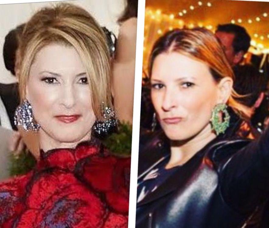 Lizzie Tisch wearing JAR -am I right? #jewelsbyjar #JARParis #joelarthurrosenthal #LucDanto