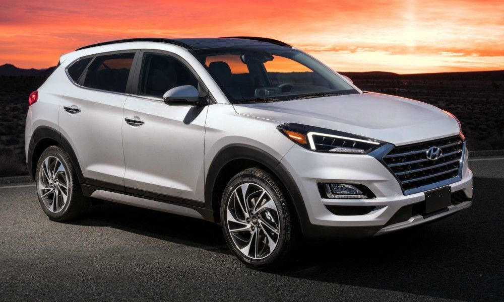 Hyundai Tucson Gets A Facelift More Tech For 2019 My Http Www Autotribute Com 48163 Hyundai Tucson Gets A Facelift More Tech F Hyundai Tucson Hyundai Tucson